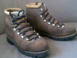 Henke - прочные горные ботинки разм.26.5см