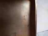 Портсигар серебро 84, фото №5
