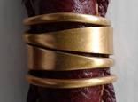 Золотой перстень, Фракийский Гальштат, 7-6 века до н.э.