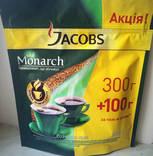 Кофе Якобс Монарх 400 гр. Эквадор Прес2 Оригинал