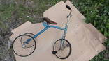 Трехколесный велосипед СССР Черновцы МШЗ