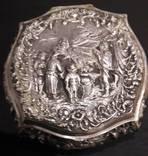 Серебряная шкатулка, Голландия