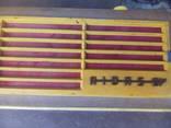 Бобинный магнитофон айдас 9м.ламповый СССР.прибалт, фото 4