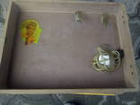 Бобинный магнитофон айдас 9м.ламповый СССР.прибалт, фото 7