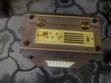 Бобинный магнитофон айдас 9м.ламповый СССР.прибалт, фото 10