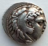 Тетрадрахма Македония Сидон Александр III 336-323 гг до н.э. (62_2)
