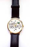 Happy Holidays часы новые Singapore movt