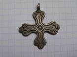 Cкандинавский крест КР (нечастый)