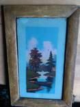 Живопись на стекле photo 1