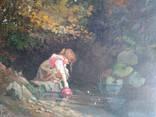Девушка с водой photo 2