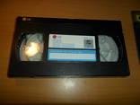 Видеокассета чистящая видео кассета LG VHC-D3, фото №6