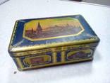 Коробка жестяная Главкондитер