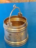 Сито для заварного чая серебро 84 пробы