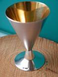 Серебряная рюмка 916 пр(32 грм).