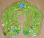 Надувной круг для купания младенца