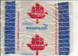 Фантик Балтика 1960-е Свиточ обертка от конфеты, фото №2