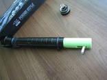 Фонарь Bailong D1038C-CREE 3W + аккумуляторная батарея photo 5