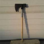 Комплект топор+лопата СВМ +чехол