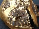 Колт КР. Золото, перегородч. емаль. photo 1