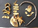 Колт КР. Золото, перегородч. емаль. photo 2