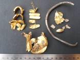 Колт КР. Золото, перегородч. емаль. photo 3