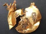 Колт КР. Золото, перегородч. емаль. photo 4