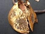 Колт КР. Золото, перегородч. емаль. photo 7
