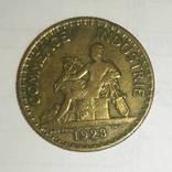 Жетон 1 франк 1923 (2), фото №3