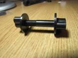 Крепежный винт катушки к штанге 8 мм с гайкой.( для аппаратов Garrett ACE и др.))