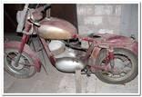 "Мотоцикл "" Ява "" Старушка""-350.на реставрацию-ремонт-доноры"