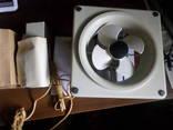 Эл. вентилятор бытовой для вытяжного канала