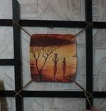 """Картинка на коже """"Африка.Животные"""" photo 4"""