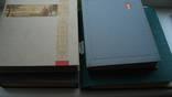 4 альбома с негашенными марками СССР 3742шт.