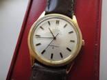 Часы Омега 750 проба Omega constellation 18ct Gold photo 2