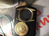 Часы Омега 750 проба Omega constellation 18ct Gold photo 9