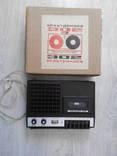 Магнитофон Электроника 302 (новый, с хранения) 1985г.