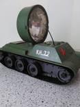 Самоходная прожекторная установка КН-72 СССР