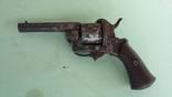 Револьвер системы Лефоше