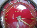 Часы Янтарь на ходу photo 2