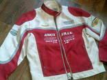 Мото куртка Angelo Litrico Италия разм.48