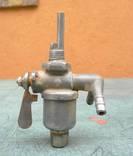 Топливный кран с тяжёлого ретро мото СССР., фото №6