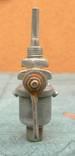 Топливный кран с тяжёлого ретро мото СССР., фото №9