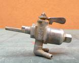 Топливный кран с тяжёлого ретро мото СССР., фото №12