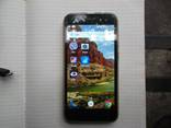 Ergo A502 Aurum Dual Sim Black .