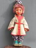 Емеля. Все родное. Паричковая кукла