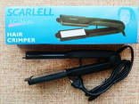 Утюжок для укладки волос SCARLELL. photo 4