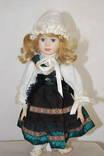 Старая кукла с чердака