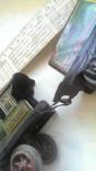 Игрушка машинка  паровоз звезда Чкалов Перемышль герб 11 республик, фото №7