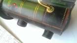 Игрушка машинка  паровоз звезда Чкалов Перемышль герб 11 республик, фото №10
