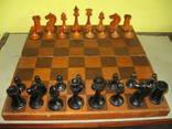 Шахмати старі ( 1952 рік )